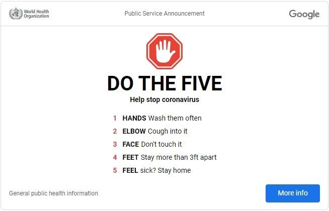https://www.who.int/emergencies/diseases/novel-coronavirus-2019/advice-for-public